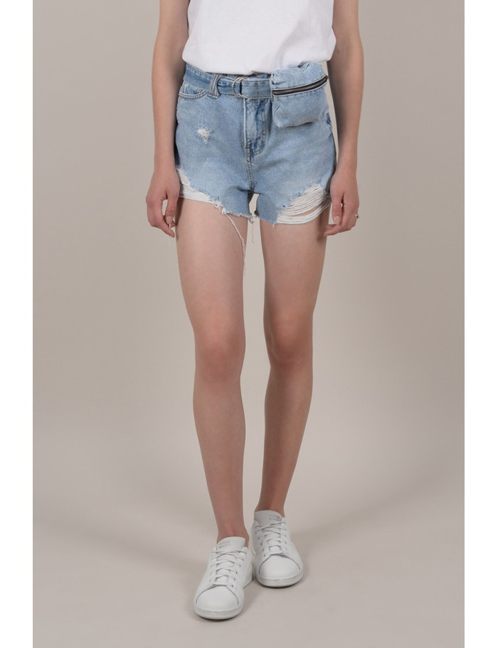 80852f342e Cutoff denim shorts - Molly Bracken E-Shop - Collection Printemps ...