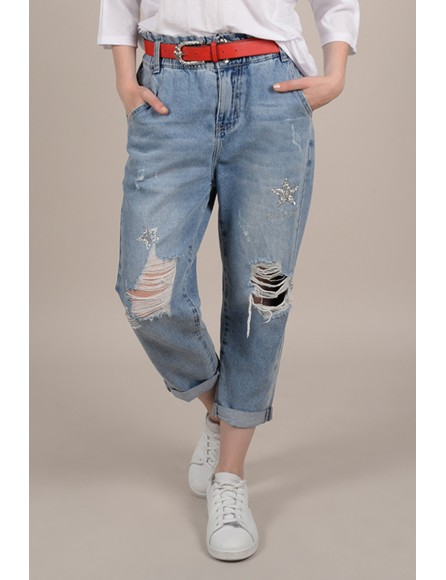 5f4cb21b5bf Boyfriend jeans - Molly Bracken E-Shop - Collection Printemps/Été 2018