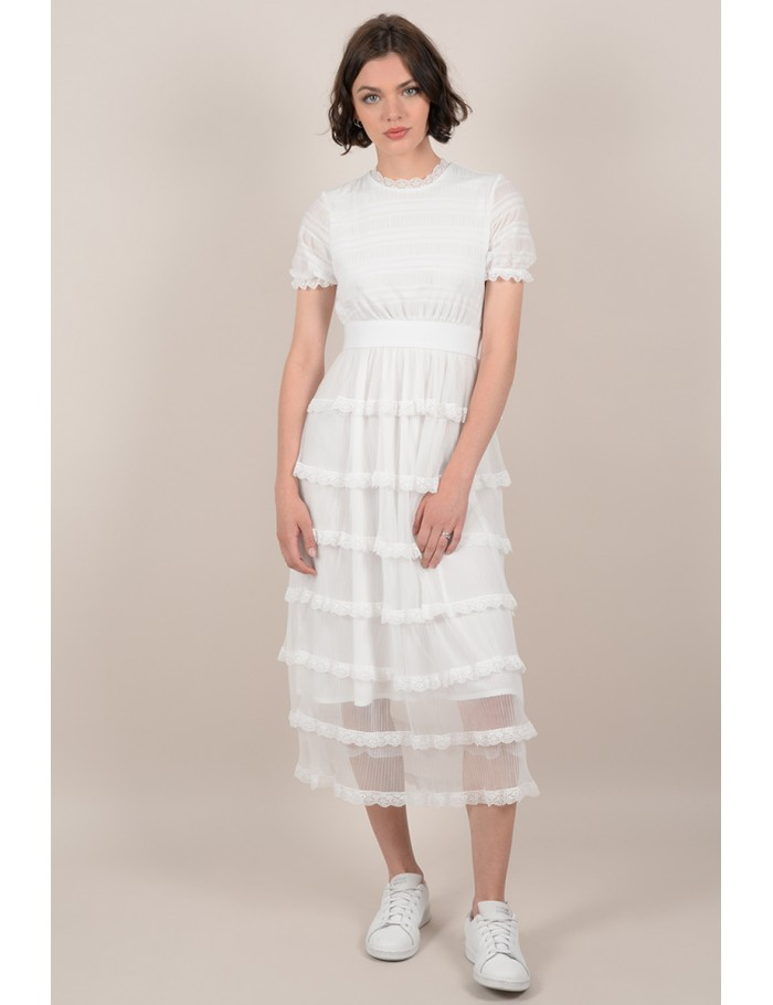 Volants Printemps Collection Robe Shop Molly Bracken Tulle E À qEpP4xO