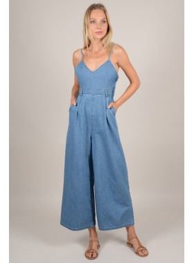 Jumpsuit in jeans