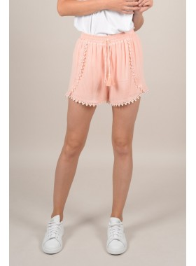 Large shorts with festoon