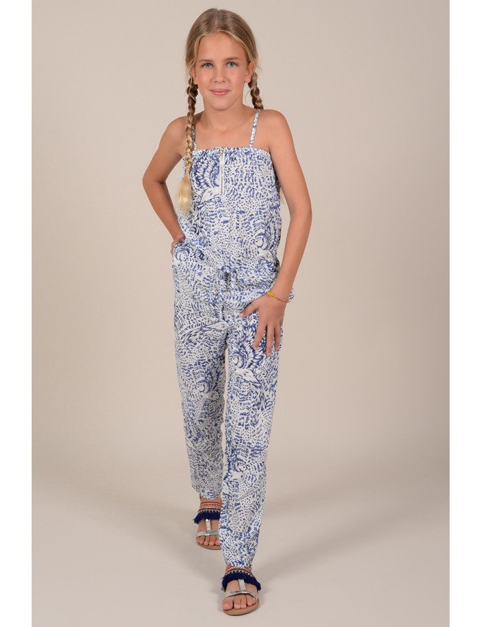 7c0b363aeec Printed jumpsuit - Molly Bracken E-Shop - Collection Printemps Été 2018