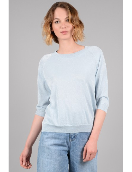 Sweater mailles fines