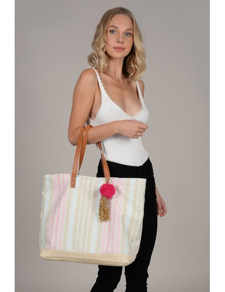Tote and clutch
