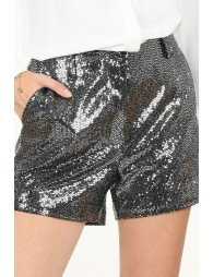 Sequined short
