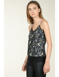 Printed camisole