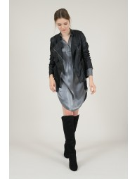 Perfecto faux leather