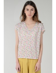 Gomettes Printed top