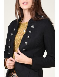 Officer's slim-fitted jacket