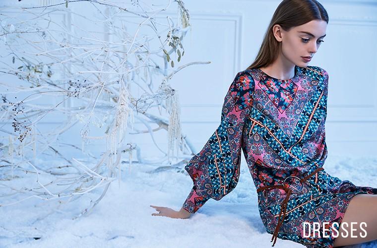 Molly Bracken FW19 - DRESSES