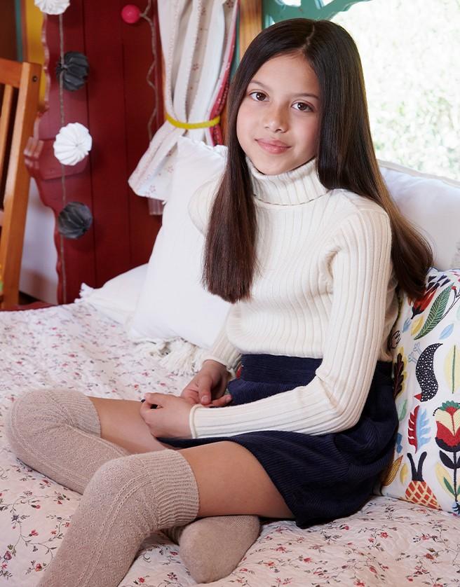 Mini Molly habille les petites filles