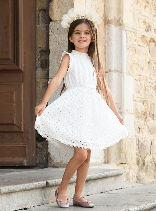 Mini Molly dresses up little girls