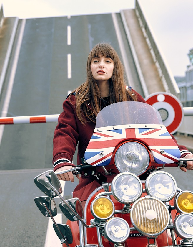 Lili Sidonio rocks your style