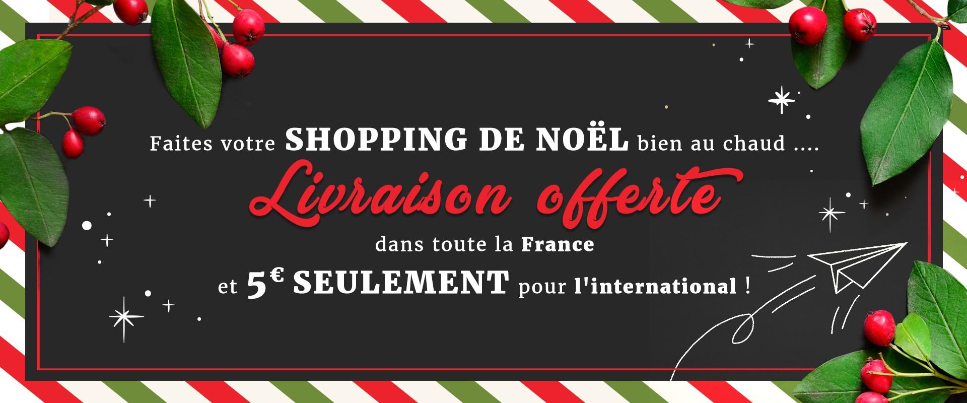 Shopping de Noël 2017